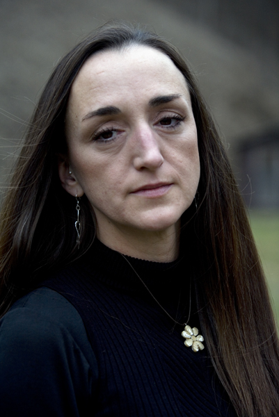 Maria Gunnoe, of Bob White, WV, wins the Goldman Environmental Prize today.